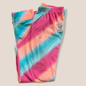 Wonder Nation Tie Dye Girls Pants
